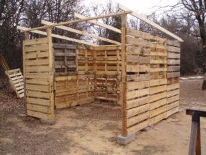 pallet-shed-frame