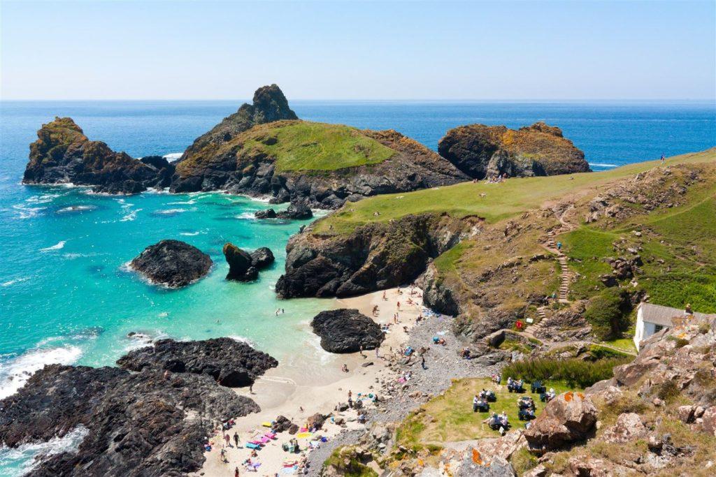 Coastal Cornwall Cliffs Surf And History Affordable