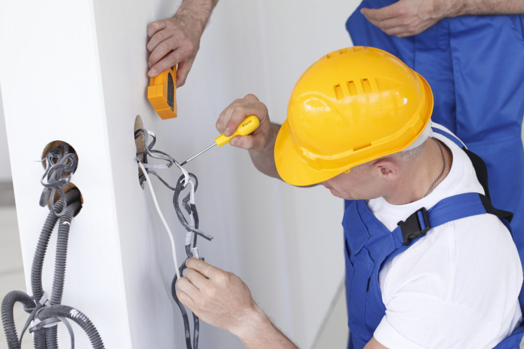 Image result for professional electrician
