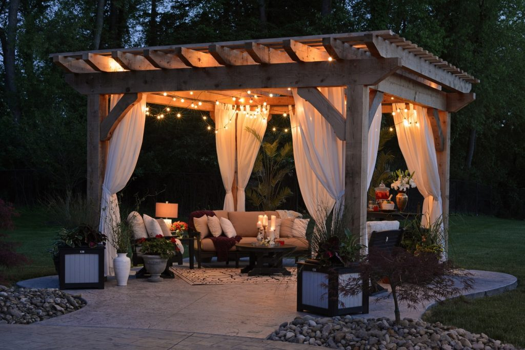 Concrete Patio Ideas For Small Backyards Affordable Comfort